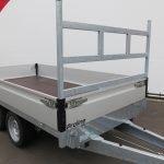 Proline plateauwagen 301x155cm 2850kg Proline plateauwagen 301x155cm 2700kg Aanhangwagens XXL West Brabant 2.0 koprek