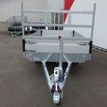 Proline plateauwagen 301x155cm 2850kg Proline plateauwagen 301x155cm 2700kg Aanhangwagens XXL West Brabant 2.0 voorkant