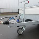 Proline plateauwagen 503x202cm 3500kg verlaagd tridemas Aanhangwagens XXL West Brabant dissel