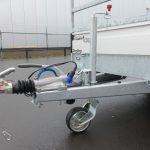 Proline plateauwagen 503x222cm 3500kg verlaagd tridemas Aanhangwagens XXL West Brabant dissel Aanhangwagens XXL West Brabant