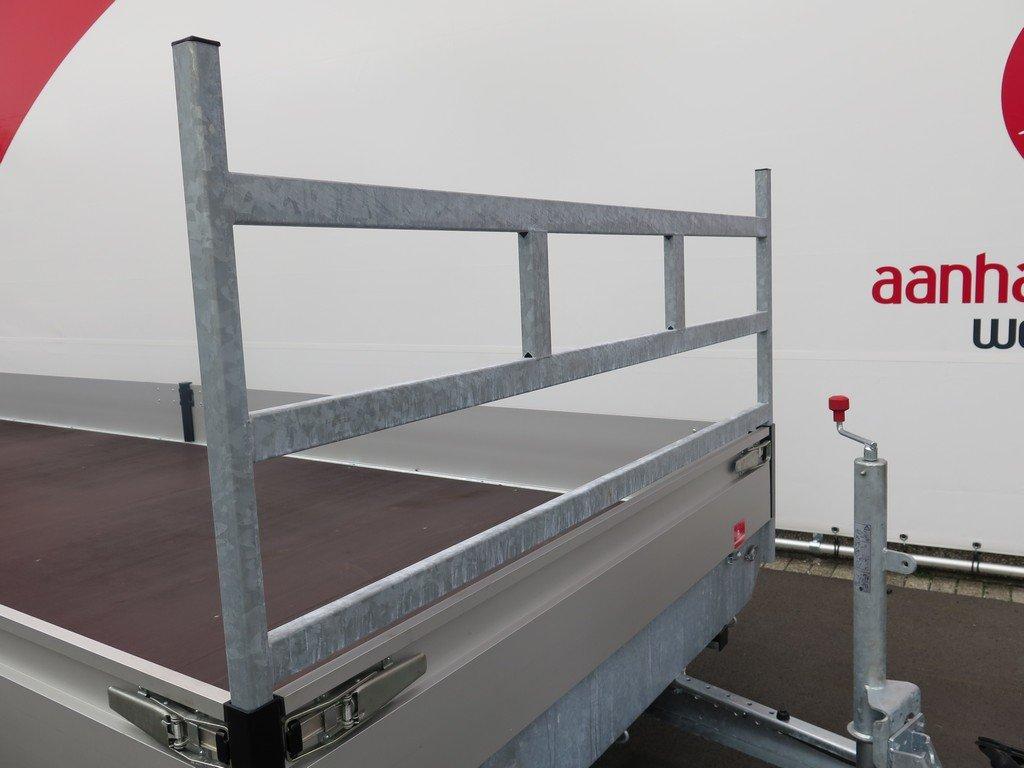 Proline plateauwagen 603x222cm 2700kg verlaagd Aanhangwagens XXL West Brabant 2.0 koprek Aanhangwagens XXL West Brabant
