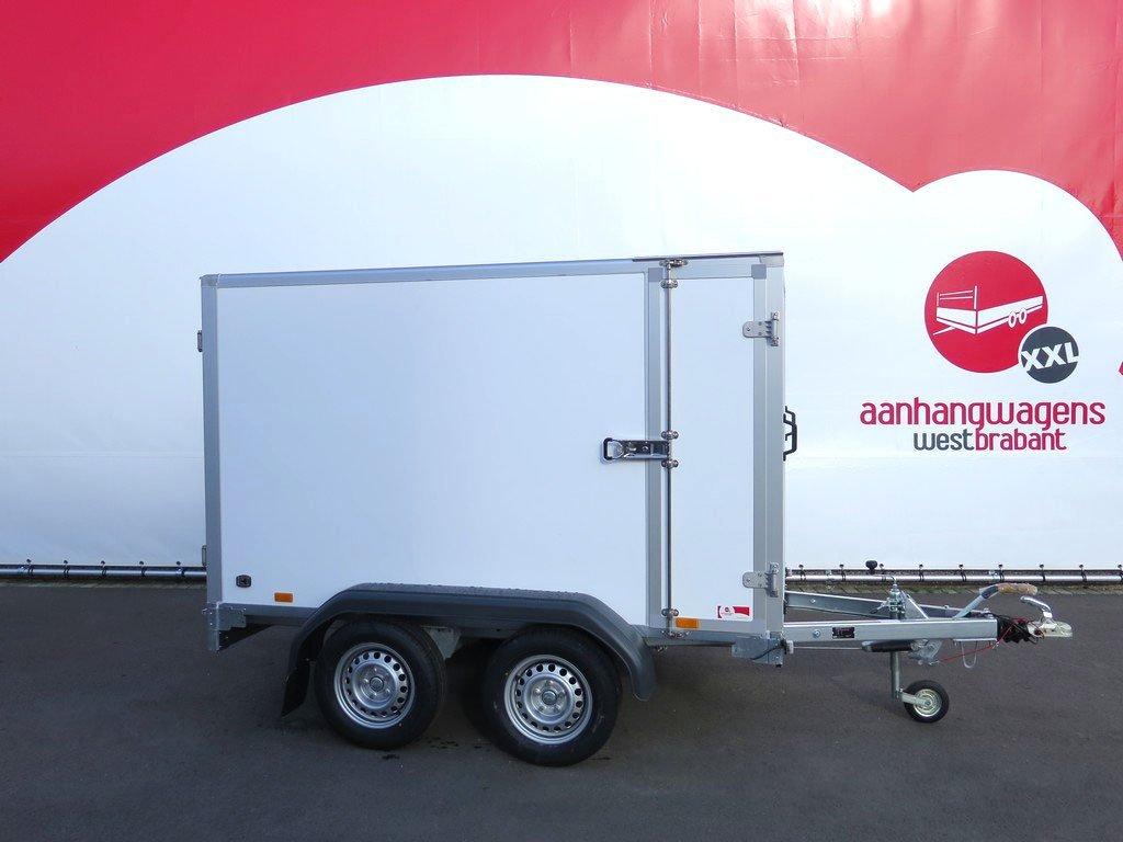 Saris gesloten aanhanger 256x134x150cm 2000kg