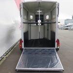 Ifor Williams HB506 2 paards paardentrailer met zadelkamer Aanhangwagens XXL West Brabant achter open Aanhangwagens XXL West Brabant