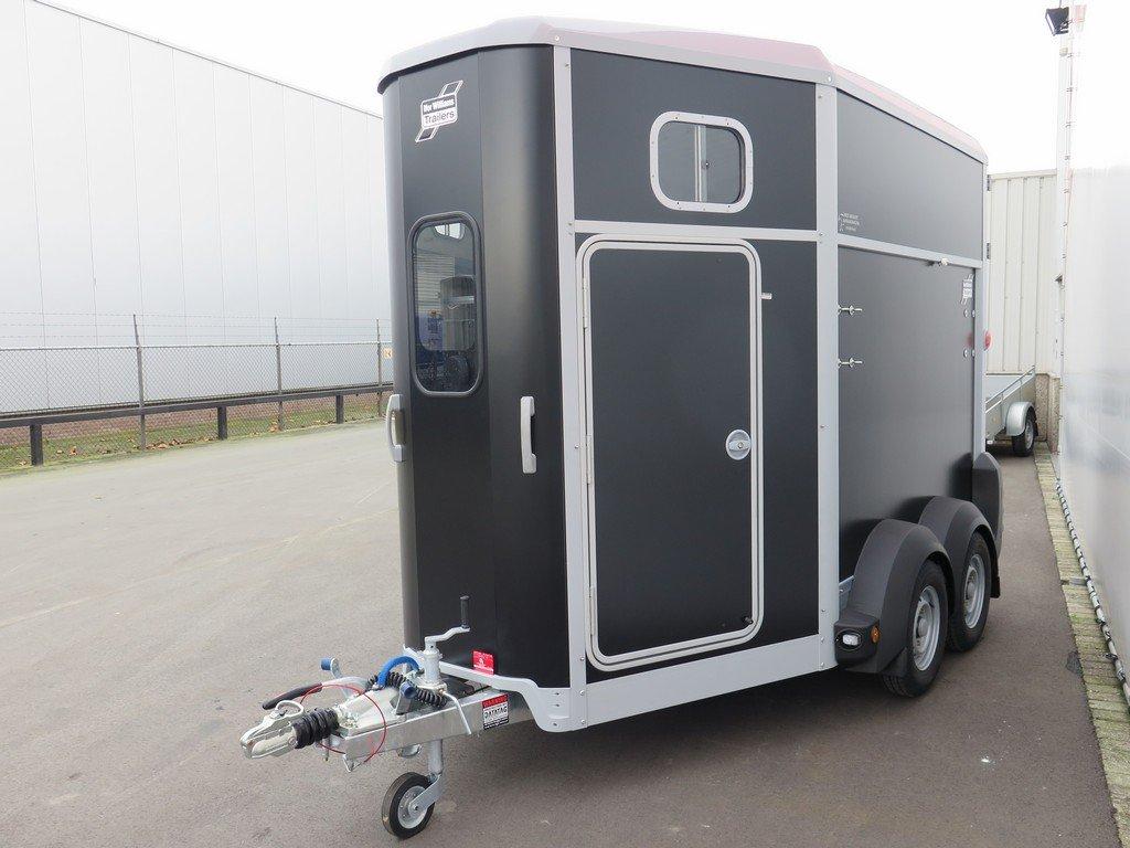Ifor Williams HB506 2 paards paardentrailer met zadelkamer Aanhangwagens XXL West Brabant overzicht Aanhangwagens XXL West Brabant