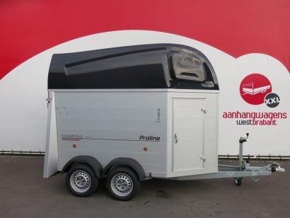 Proline Chamonix Duo 2 paards paardentrailer Aanhangwagens XXL West Brabant hoofd