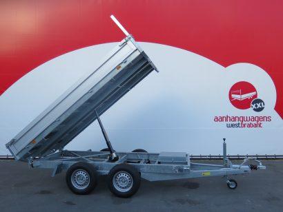 Saris kipper 330x184cm 3500kg Aanhangwagens XXL West Brabant 2.0 hoofd