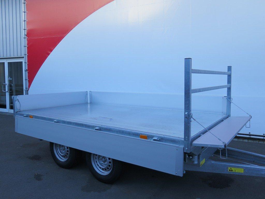 Saris kipper 330x184cm 3500kg Aanhangwagens XXL West Brabant 2.0 vlak