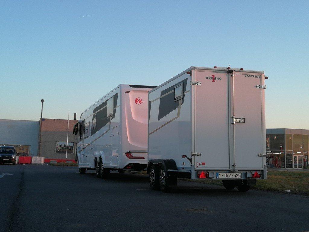 Maatwerk aanhangwagen perfecte combinatie Aanhangwagens XXL West Brabant achterkant Aanhangwagens XXL West Brabant