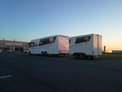 Maatwerk aanhangwagen perfecte combinatie Aanhangwagens XXL West Brabant hoofd