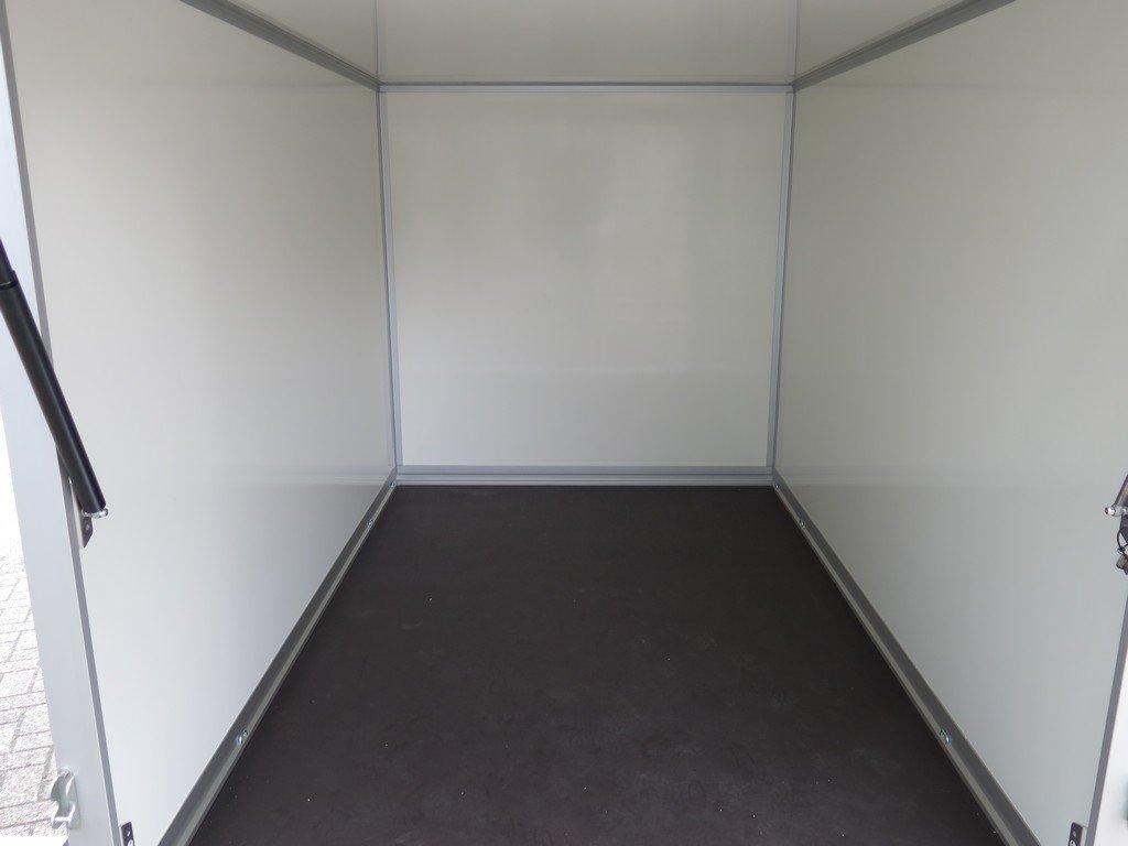 Proline gesloten aanhanger 280x176x180cm 1500kg zakbaar Aanhangwagens XXL West Brabant 2.0 binnenkant Aanhangwagens XXL West Brabant