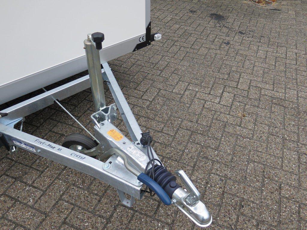 Proline motortrailer 280x176x180cm 1500kg gesloten Aanhangwagens XXL West Brabant 2.0 dissel Aanhangwagens XXL West Brabant