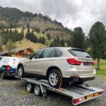 Proline Transporto autotransporter 450x205cm 2700kg