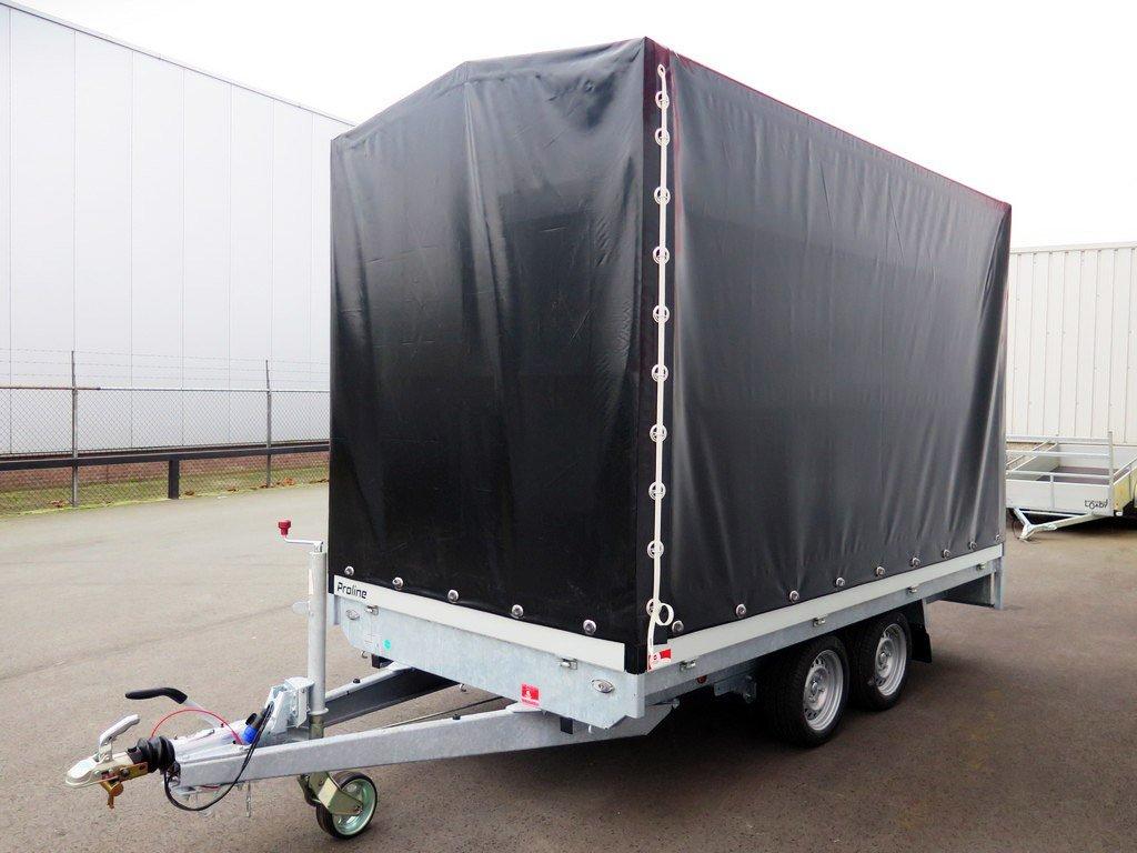 Proline huifaanhanger 350x185x210cm 2700kg