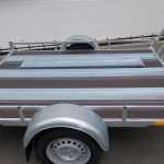 Loady motortrailer 3 motoren 750kg
