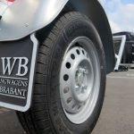 Loady motortrailer 2 motoren 750kg