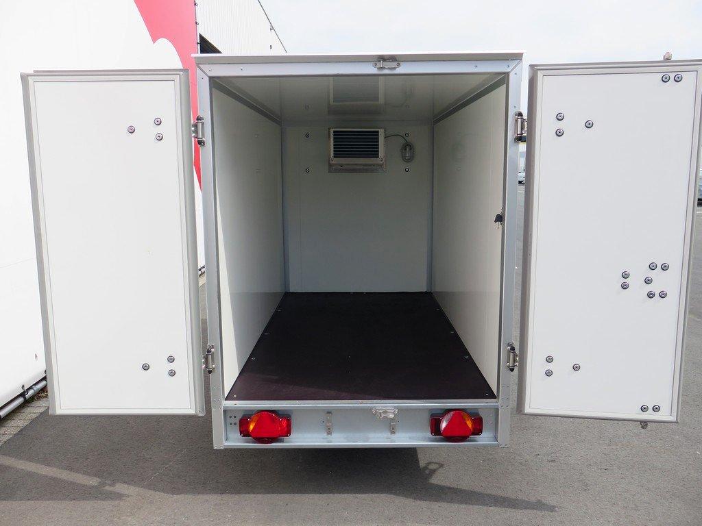 Proline vriesaanhangwagen 250x130x150cm 750kg