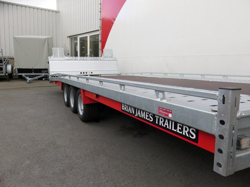 Brian James T6 autotransporter 550x207cm 3500kg