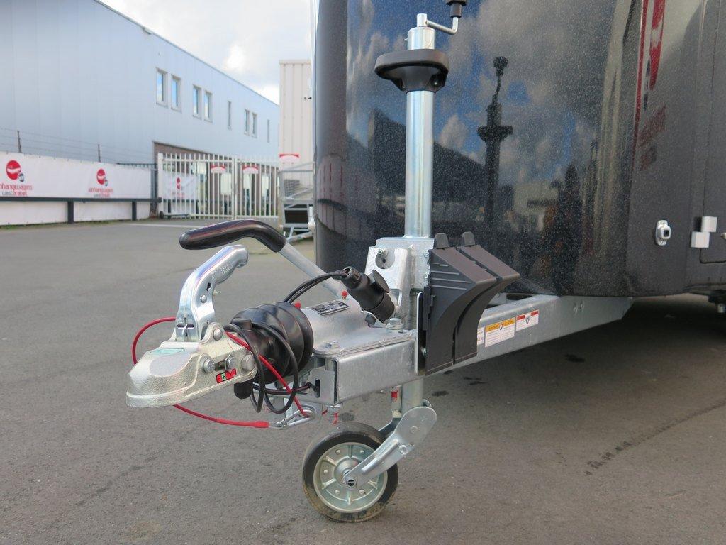 Humbaur Maximus Deluxe 2-paards paardentrailer