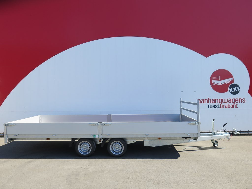 Easyline plateauwagen 555x220cm 2850kg