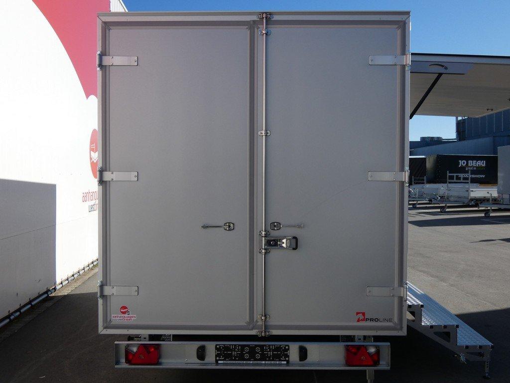 Proline podiumwagen 426x204x210 3000kg