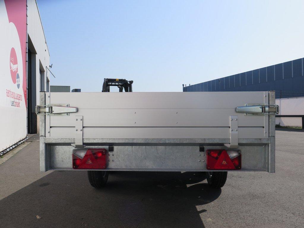 DEMO Anssems plateauwagen 305x153cm 2000kg