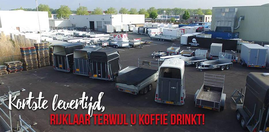 Aanhangwagens XXL West Brabant - Kortste levertijd 2.0 Aanhangwagens XXL West Brabant